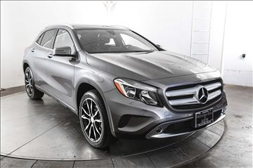 Mercedes benz gla for sale in fort worth tx for Mercedes benz of austin austin tx