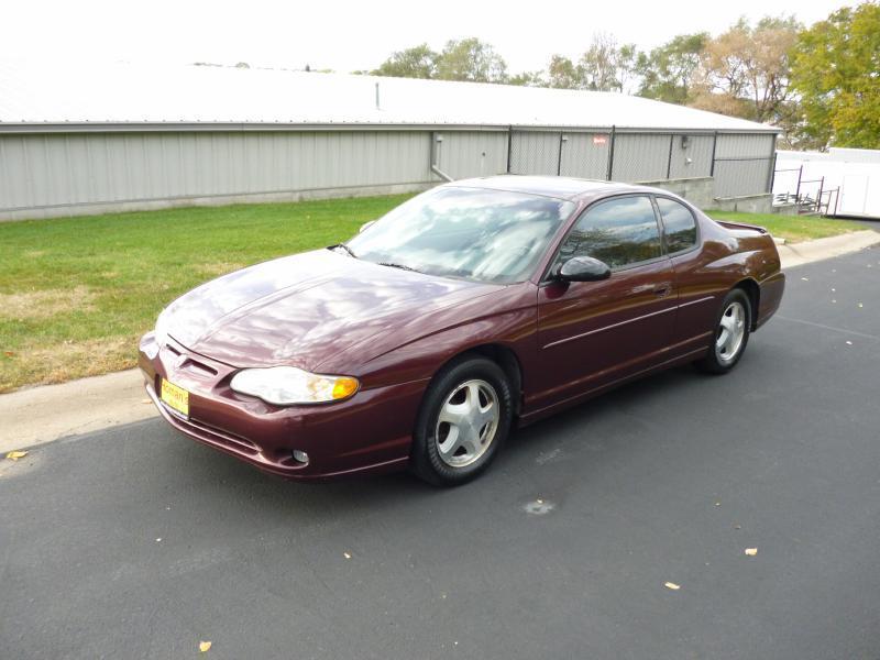 2003 Chevrolet Monte Carlo SS 2dr Coupe - Bellevue NE