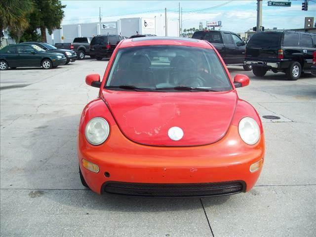 2002 Volkswagen Beetle for sale in ORLANDO FL