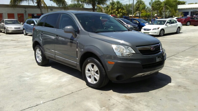 2008 SATURN VUE XE 4DR SUV grey abs - 4-wheel airbag deactivation - occupant sensing passenger