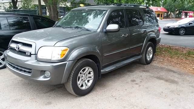 2006 toyota sequoia limited 4dr suv in pompano beach fl paradise auto brokers inc. Black Bedroom Furniture Sets. Home Design Ideas