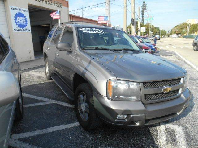 2008 CHEVROLET TRAILBLAZER LT1 4X2 4DR SUV abs - 4-wheel airbag deactivation - occupant sensing p