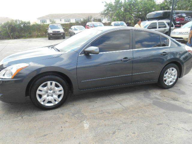 2011 NISSAN ALTIMA 25 SL 4DR SEDAN grey 2-stage unlocking doors abs - 4-wheel active head restr