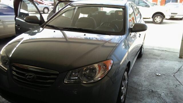 2010 HYUNDAI ELANTRA SE 4DR SEDAN grey abs - 4-wheel active head restraints - dual front airbag