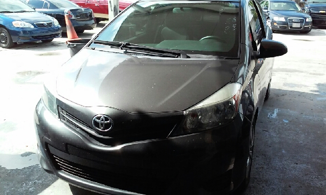 2014 TOYOTA YARIS 3-DOOR L 2DR HATCHBACK 4A grey abs - 4-wheel air filtration airbag deactivati
