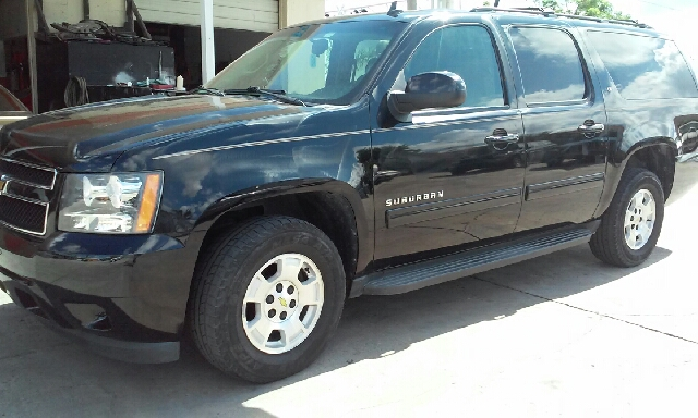 2012 CHEVROLET SUBURBAN LT 1500 4X2 4DR SUV black 2-stage unlocking doors abs - 4-wheel adjusta