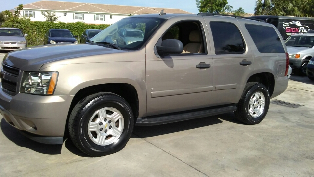 2007 CHEVROLET TAHOE LS 4DR SUV gold 2-stage unlocking doors abs - 4-wheel airbag deactivation