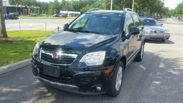 2008 SATURN VUE XR 4DR SUV black abs - 4-wheel airbag deactivation - occupant sensing passenger
