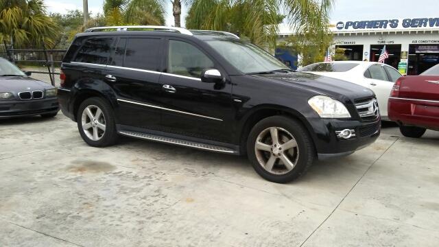 2009 MERCEDES-BENZ GL-CLASS GL320 BLUETEC AWD 4MATIC 4DR SUV black 2-stage unlocking doors 3rd r