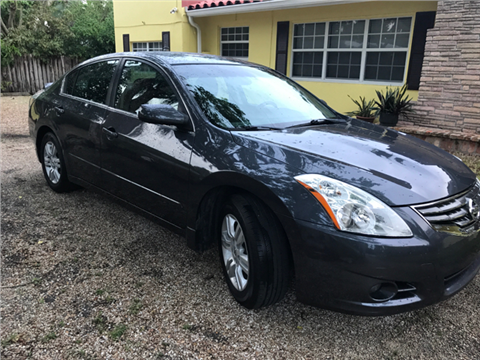 2012 Nissan Altima for sale in Pompano Beach, FL