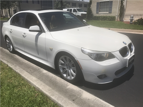 2010 BMW 5 Series for sale in Pompano Beach, FL