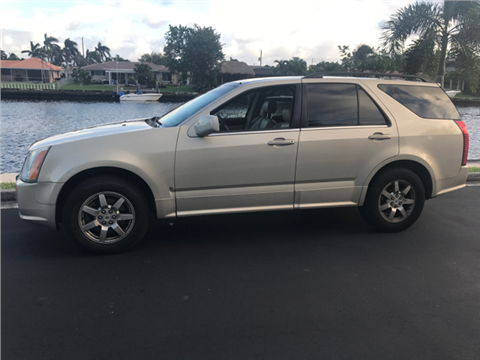 2008 Cadillac SRX for sale in Pompano Beach, FL