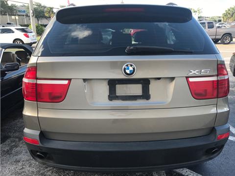 2009 BMW X5 for sale in Pompano Beach, FL