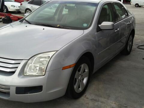 2006 Ford Fusion for sale in Pompano Beach, FL