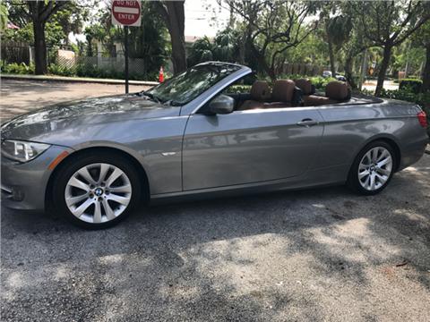 2012 BMW 3 Series for sale in Pompano Beach, FL