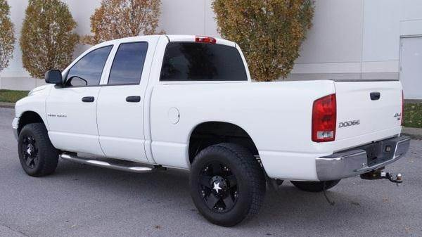 2003 dodge ram pickup 1500 st quad cab short bed 2wd in thomaston ga adams motors. Black Bedroom Furniture Sets. Home Design Ideas