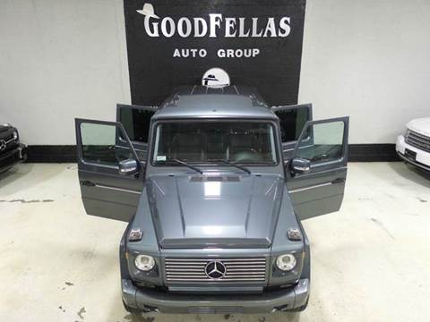 2008 Mercedes-Benz G-Class for sale in Burbank, CA