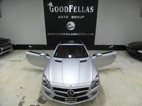 2013 Mercedes-Benz SL-Class for sale in Burbank, CA