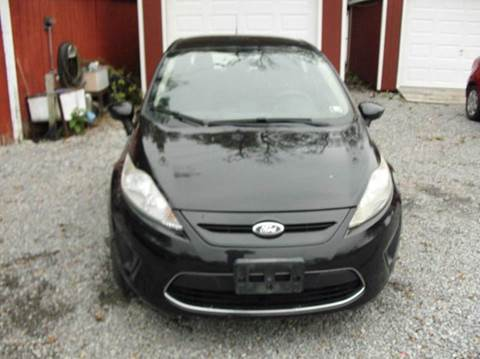 2011 Ford Fiesta for sale in Jersey Shore, PA