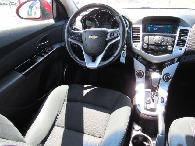 2012 Chevrolet Cruze LT 4dr Sedan w/1LT - Cookeville TN