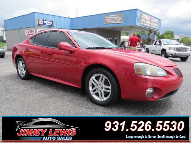 2007 Pontiac Grand Prix GT 4dr Sedan - Cookeville TN