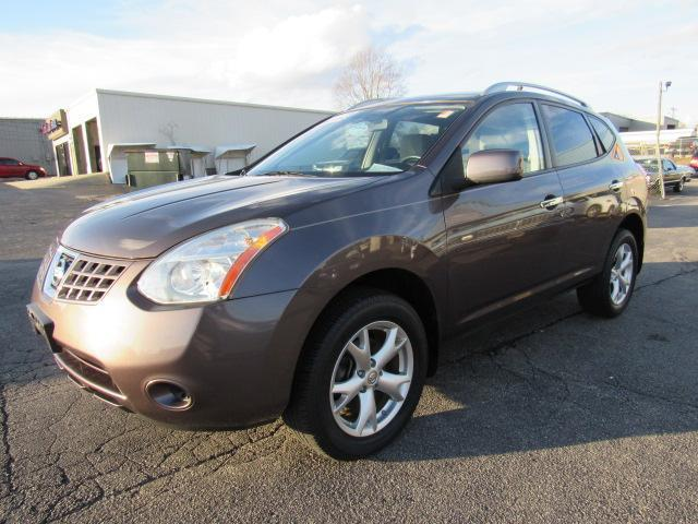 2010 Nissan Rogue SL AWD 4dr Crossover - Cookeville TN