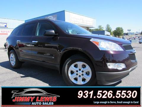 2010 Chevrolet Traverse for sale in Cookeville, TN