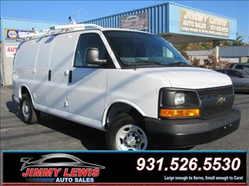 2015 Chevrolet Express Cargo for sale in Cookeville, TN