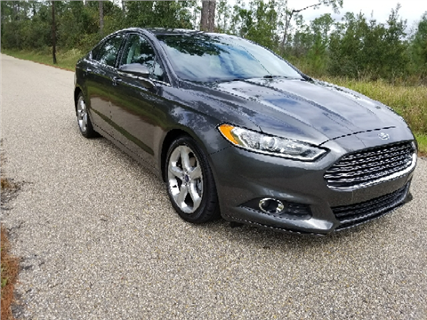 2015 Ford Fusion for sale in Slidell, LA