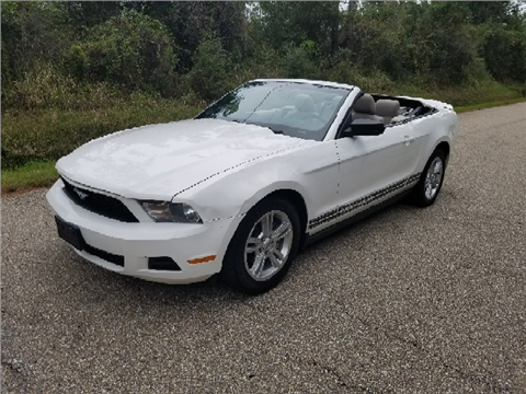 2010 Ford Mustang for sale in Slidell, LA