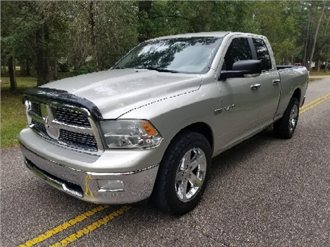 2010 Dodge Ram Pickup 1500 for sale in Slidell, LA
