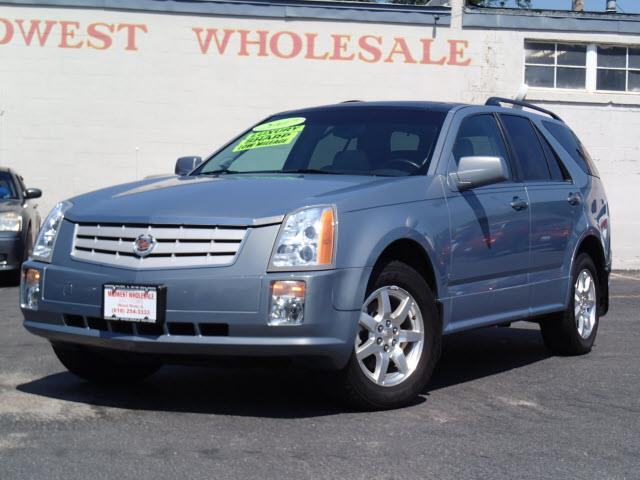 2007 Cadillac SRX for sale in WOOD RIVER IL