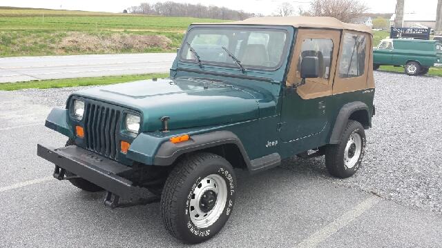 1995 Jeep Wrangler for sale in Cochranville PA