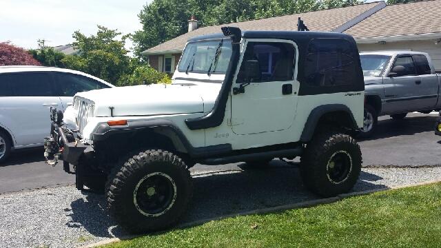 1993 Jeep Wrangler for sale in Cochranville PA
