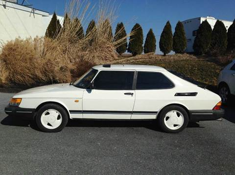 1993 Saab 900 for sale in Atglen, PA