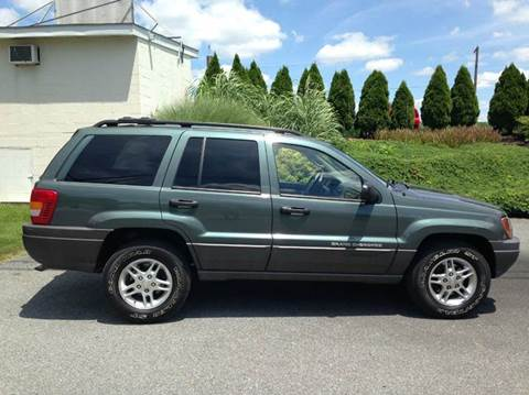 2002 Jeep Grand Cherokee for sale in Atglen, PA