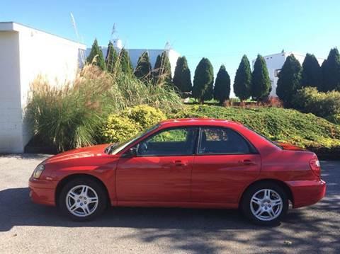 2005 Subaru Impreza for sale in Atglen, PA