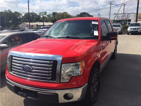2012 Ford F-150 for sale in Irving, TX