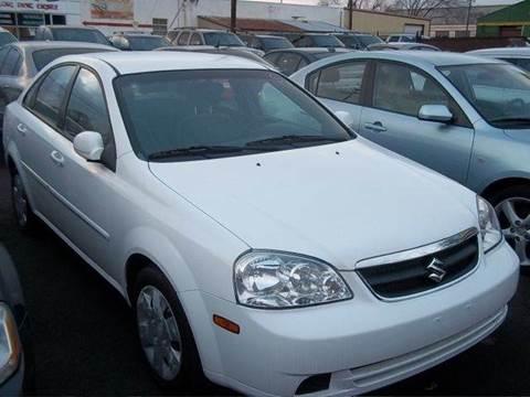 2008 Suzuki Forenza for sale in Irving, TX