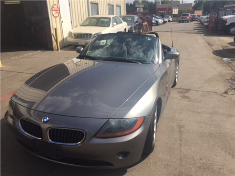 2004 BMW Z4 for sale in Irving, TX