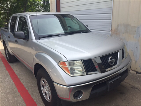 2007 Nissan Frontier for sale in Irving, TX