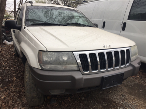 2003 Jeep Grand Cherokee for sale in Irving, TX
