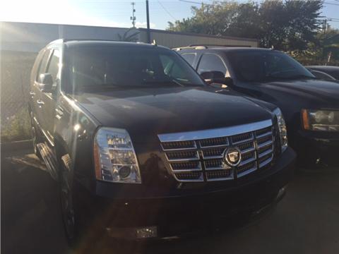 2007 Cadillac Escalade ESV for sale in Irving, TX