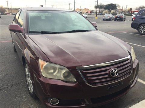 2008 Toyota Avalon for sale in Irving, TX