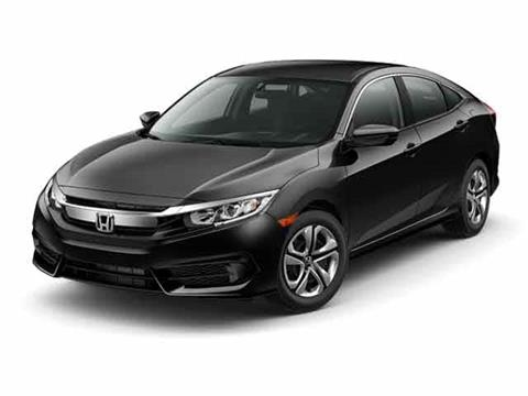 2017 Honda Civic for sale in Woodstock, GA