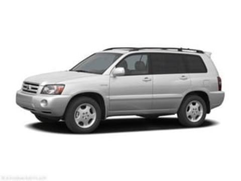2004 Toyota Highlander for sale in Woodstock, GA