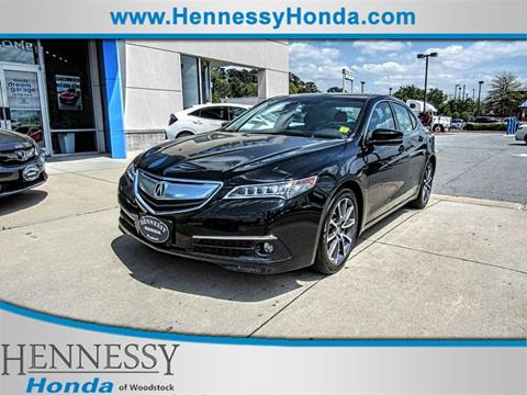Acura Tlx For Sale In Georgia Carsforsale Com