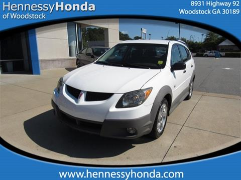 2004 Pontiac Vibe for sale in Woodstock, GA
