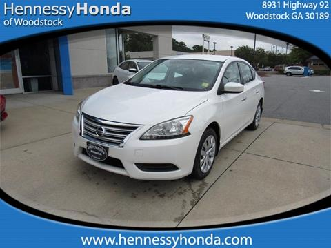2013 Nissan Sentra for sale in Woodstock, GA