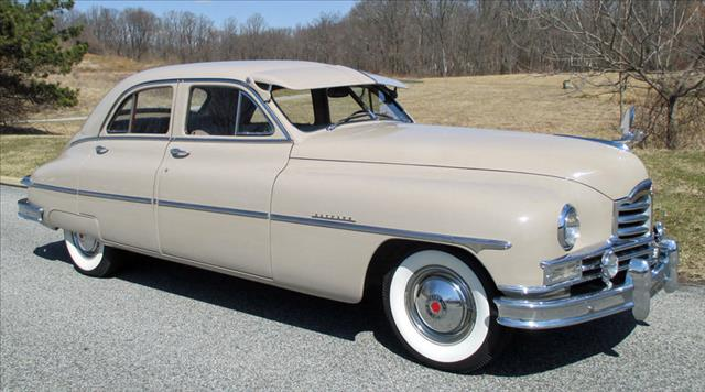 1950 Packard Deluxe for sale in West Chester PA